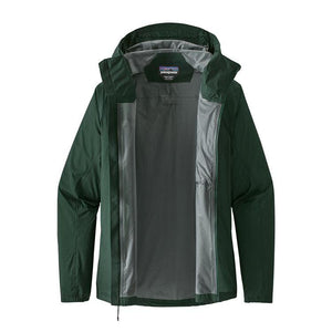 Patagonia Men's Storm Racer Jacket: Black-Jackets-Likeys