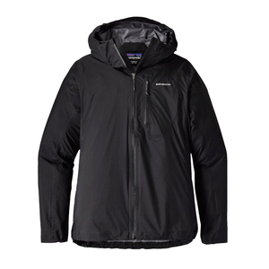 Patagonia Men's Storm Racer Jacket: Black-Jackets-Small-Likeys