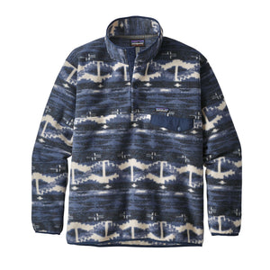 Patagonia Men's Synch Snap-T Pullover-Fleeces-Likeys