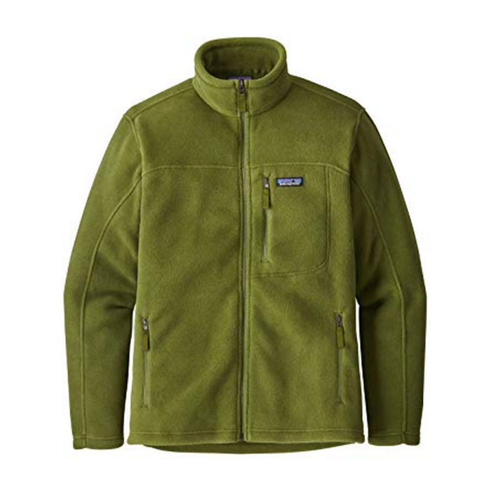 Patagonia Men's Synchilla Jacket: Sprout Green