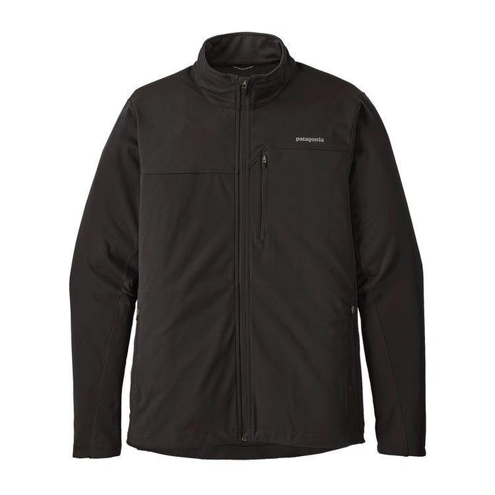 Patagonia Men's Wind Shield Jacket: Black