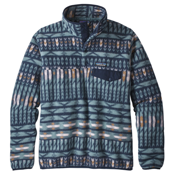Patagonia Women's LW Synch Snap-T Pullover-Fleeces-Likeys