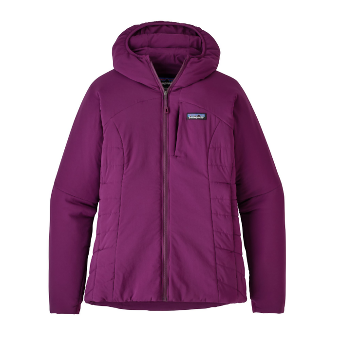 Patagonia Women's Nano-Air Hoody: Geode Purple