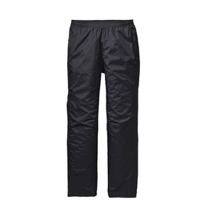 Patagonia Women's Torrentshell Pants: Black-Trousers-Likeys