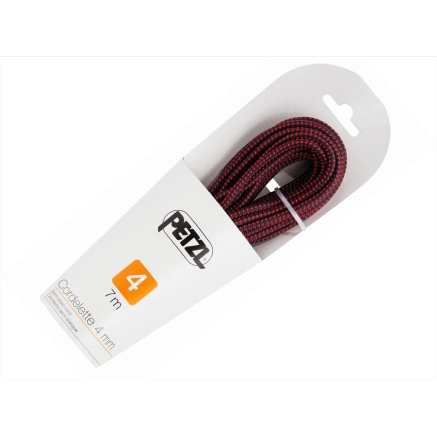 Petzl 7m of 4mm Diameter Cordelette-Accessories-Red - Grey-One Size-Likeys