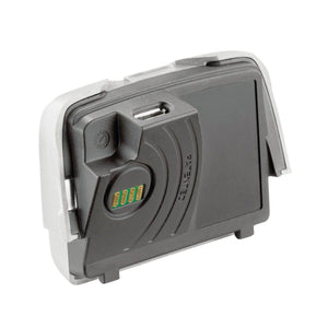 Petzl Accu Rechargeable Battery for Reactik & Reactik +-Lighting-Grey-One Size-Likeys