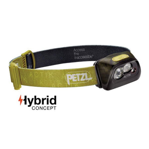 Petzl Actik: Green-Lighting-One Size-Likeys