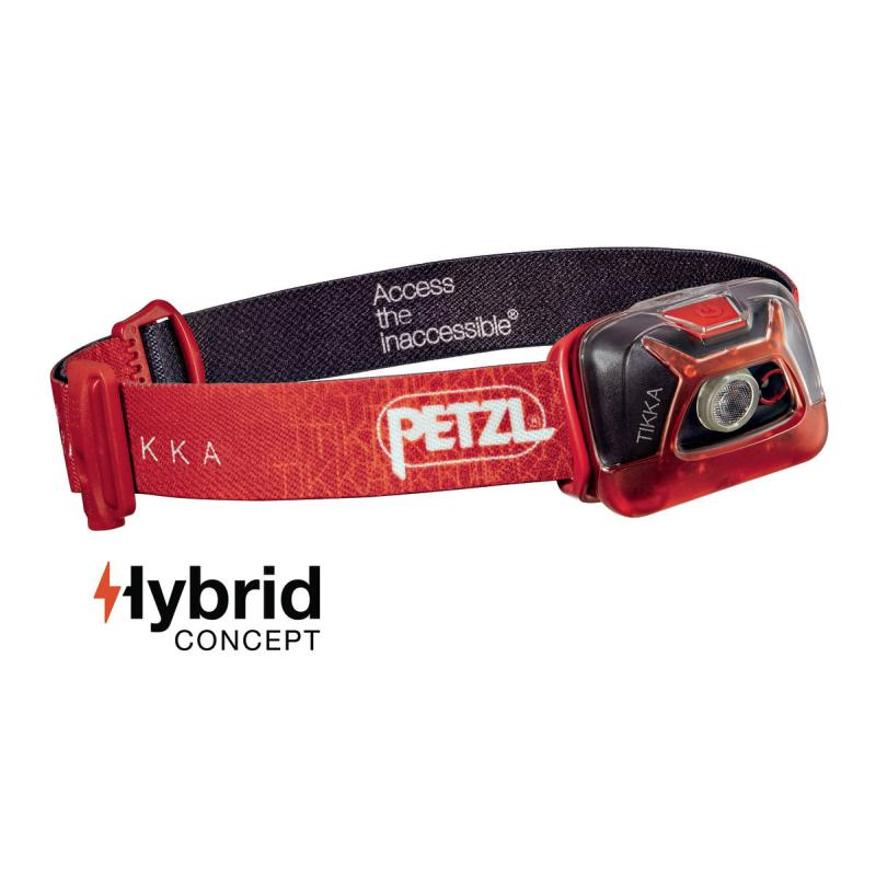 Petzl Tikka: Red-Lighting-One Size-Likeys
