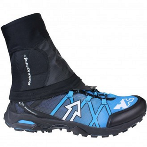 Raidlight Hyper Trail Gaiters: Black-Footwear Accessories-Likeys