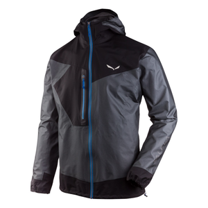 Salewa Men's Pedroc 2 GTX Active Jacket: Caviar-Jackets-Likeys