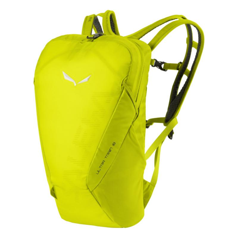 Salewa Ultra Train 18 Backpack: Sulphur-Backpacks & Bags-One Size-Likeys