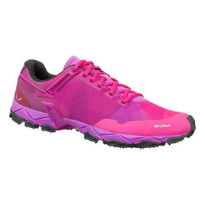 Salewa Women's Lite Train: Tawny Port/Haze-Trail Running Shoes-Likeys