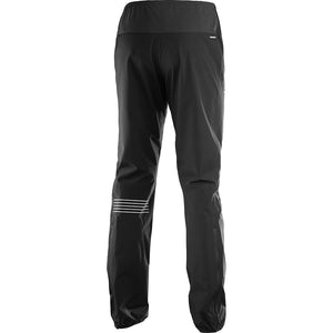 Salomon Bonatti WP Pant: Black-Trousers-Likeys