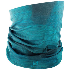 Salomon Head & Neck Gaiter-Headwear-Waterfall-Likeys