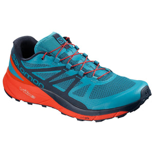 Salomon Men's Sense Ride-Trail Running Shoes-Likeys