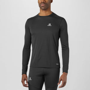 Salomon Men's Trail Runner LS Tee-Tees-Likeys