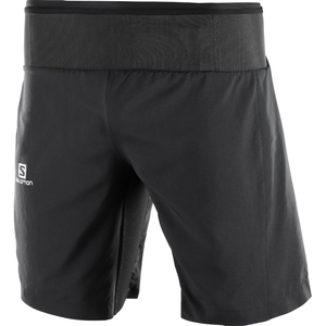 Salomon Men's Trail Runner Twinskin Short: Black-Shorts-Likeys