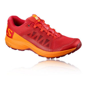 Salomon Men's XA Elevate: Barbados Cherry-Trail Running Shoes-Likeys
