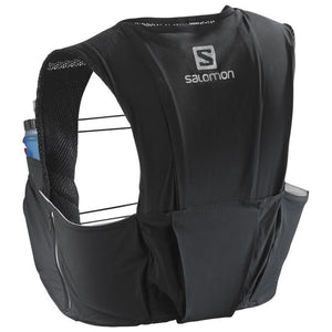 Salomon S-Lab Sense Ultra 8 Set: Black-Backpacks & Bags-Likeys