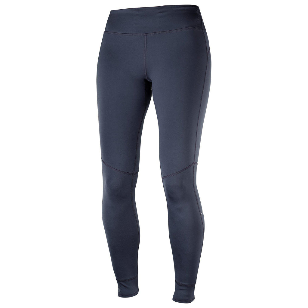 Salomon Women's Elevate Warm Tight: Black-Clothing-Likeys
