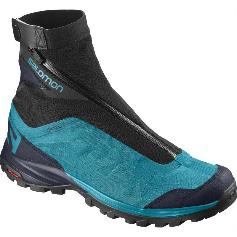 Salomon Women's OUTpath Pro GTX: Bluebird-Trekking Shoes-Likeys