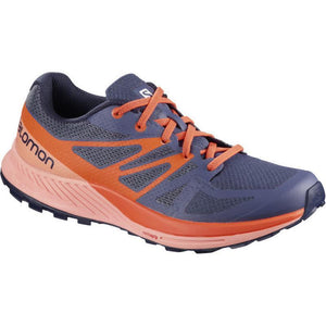 Salomon Women's Sense Escape: Crown Blue-Trail Running Shoes-Likeys