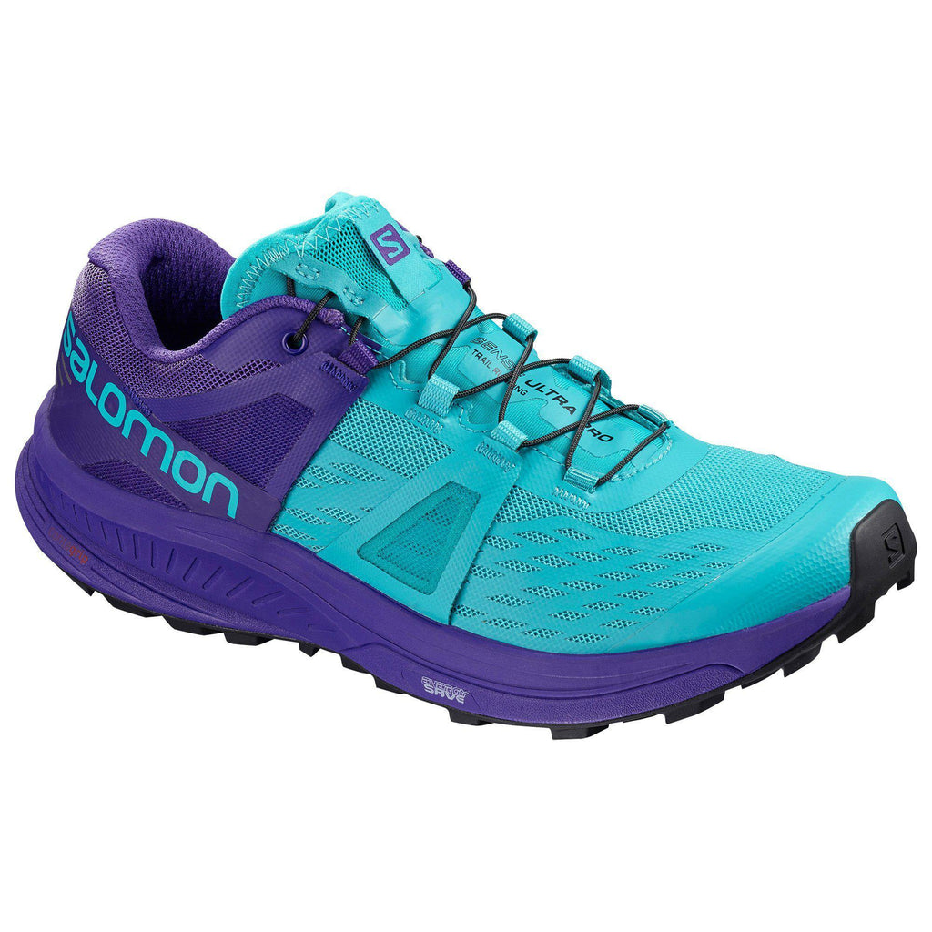 Salomon Women's Ultra Pro-Trail Running Shoes-Likeys