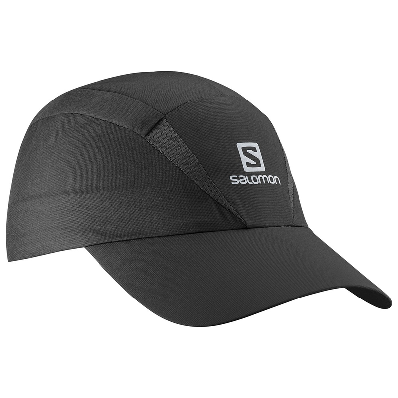 Salomon XA Cap: Black-Headwear-Likeys