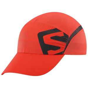 Salomon XA Cap-Headwear-Fiery Red-Small/Medium-Likeys