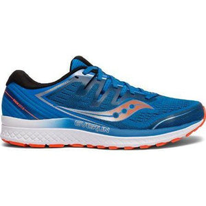 Saucony Men's Guide Iso 2-Road Running Shoes-Likeys