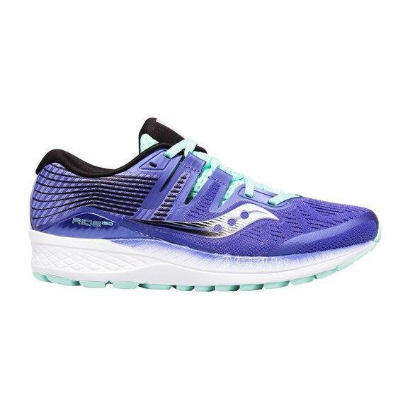 Saucony Women's Ride ISO-Road Running Shoes-Likeys