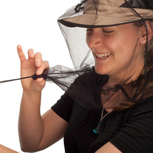 Sea to Summit Nano Mosquito Headnet-Accessories-Black-One Size-Likeys