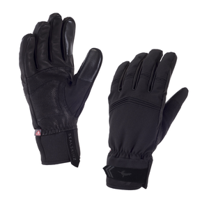 SealSkinz Performance Activity Glove: Black/Anthracite-Gloves & Mitts-Likeys