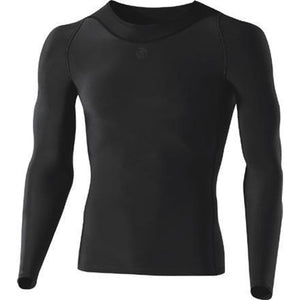 Skins Men's RY400 Long Sleeve Top for Recovery-Tees-Likeys
