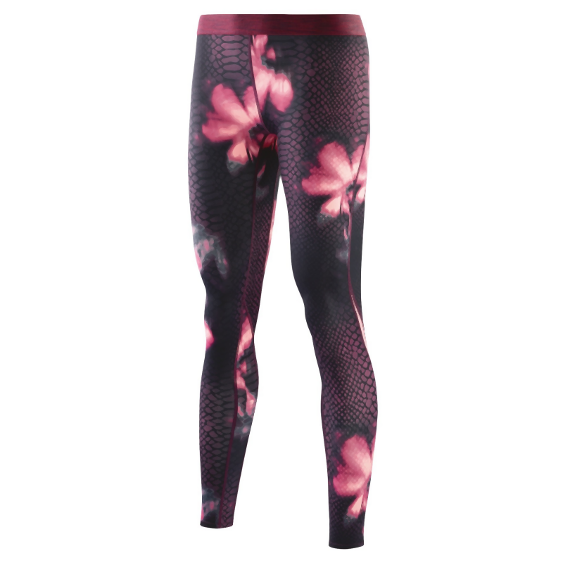 Skins Women's DNAmic Long Tights: Exotica-Leggings-Likeys