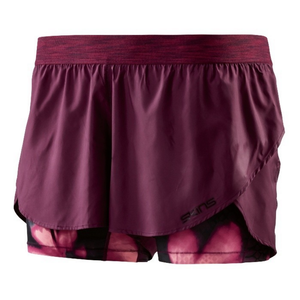 Skins Women's DNAmic Superpose Shorts: Exotica-Shorts-Likeys