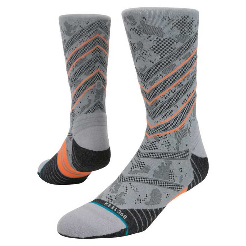 Stance Men's Run Aspire Crew-Socks-Likeys