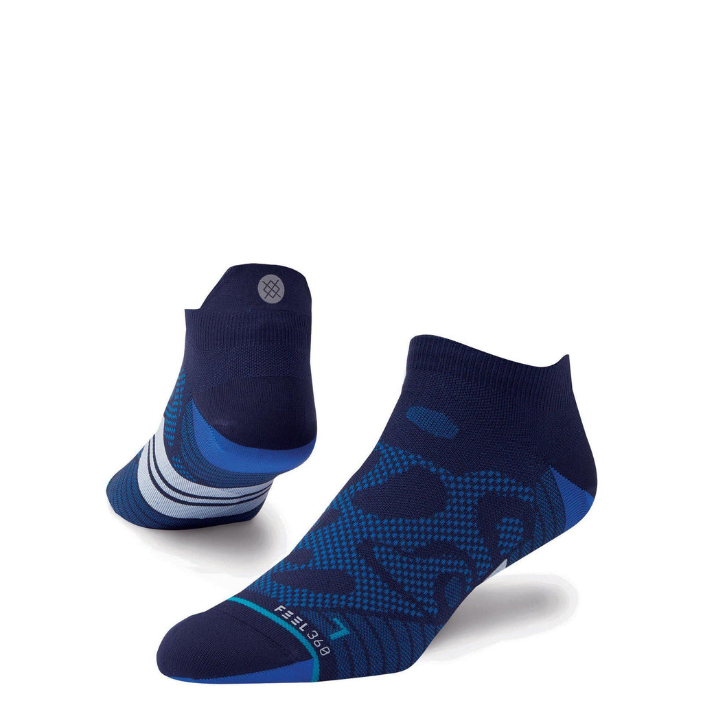 Stance Run Mens Papago Tab LW: Blue-Socks-Likeys