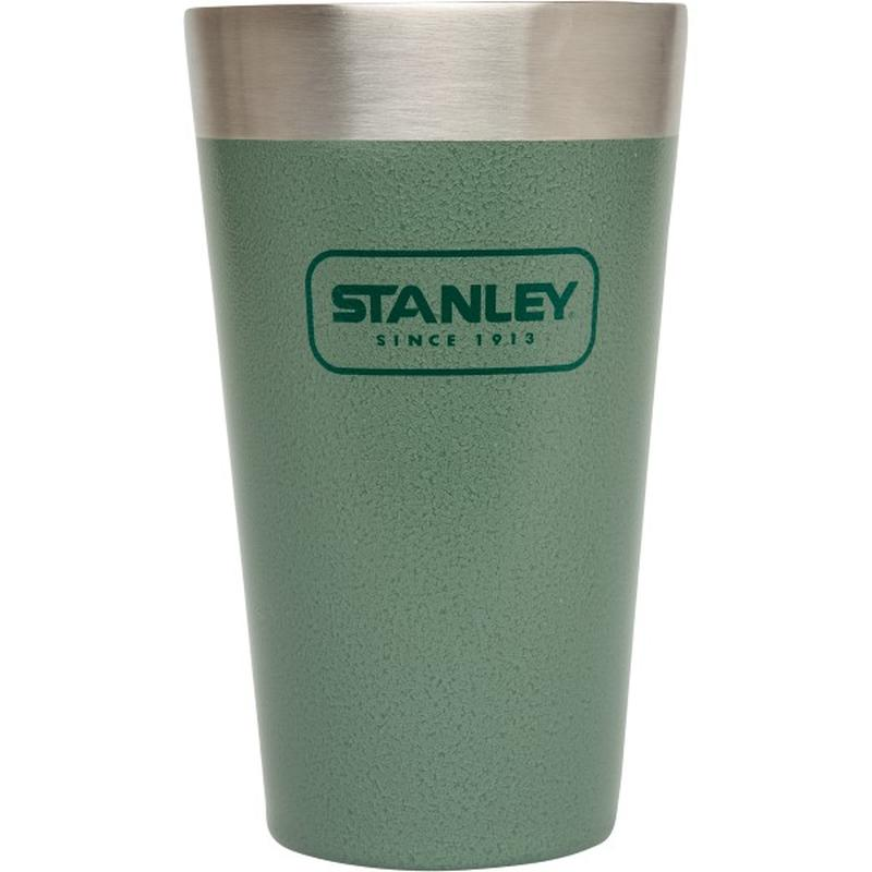 Stanley Adventure Stacking Vacuum Pint 473ml: Green-Hydration-One Size-Likeys