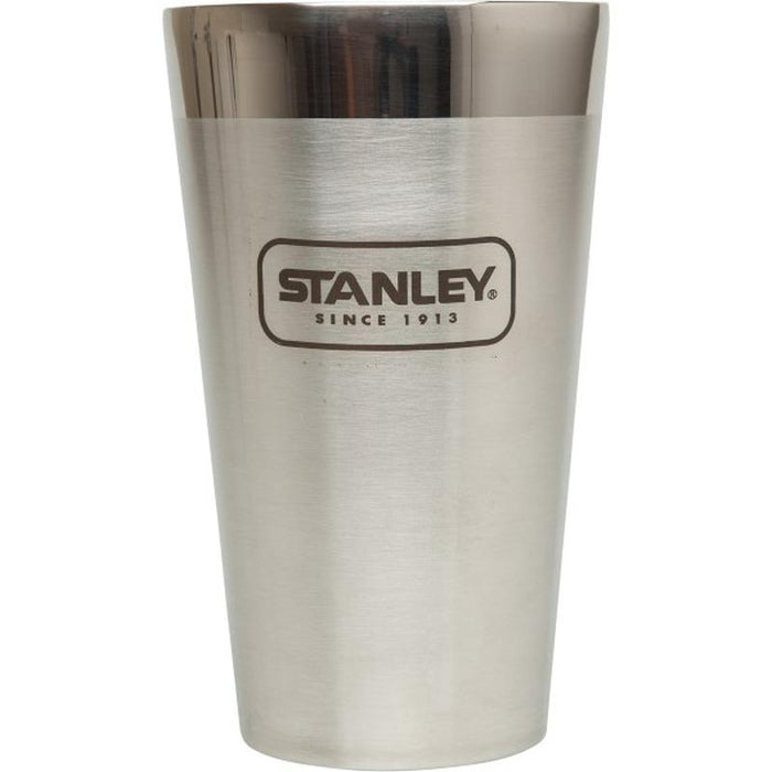 Stanley Adventure Stacking Vacuum Tumbler 473ml: Steel