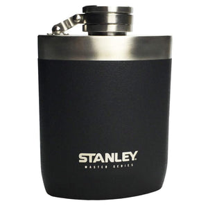 Stanley Master 0.23L Flask: Foundry Black-Hydration-One Size-Likeys