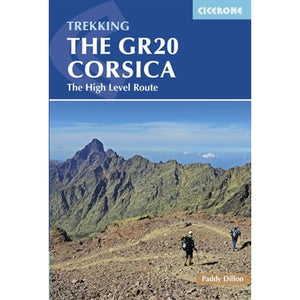 The GR20 Corsica The High Level Route-Maps & Books-One Size-Likeys