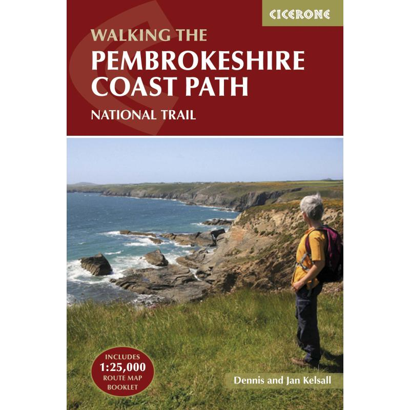 The Pembrokeshire Coastal Path-Maps & Books-One Size-Likeys