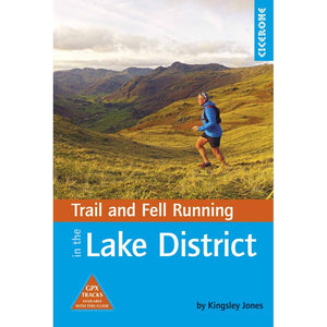 Trail And Fell Running In The Lake District-Maps & Books-One Size-Likeys