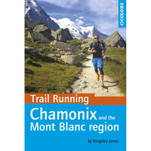 Trail Running - Chamonix And The Mont Blanc Region-Maps & Books-One Size-Likeys
