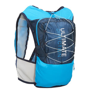 Ultimate Direction Ultra Vest V4: Blue-Backpacks & Bags-Likeys