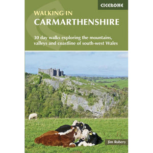 Walking In Carmarthenshire-Maps & Books-One Size-Likeys