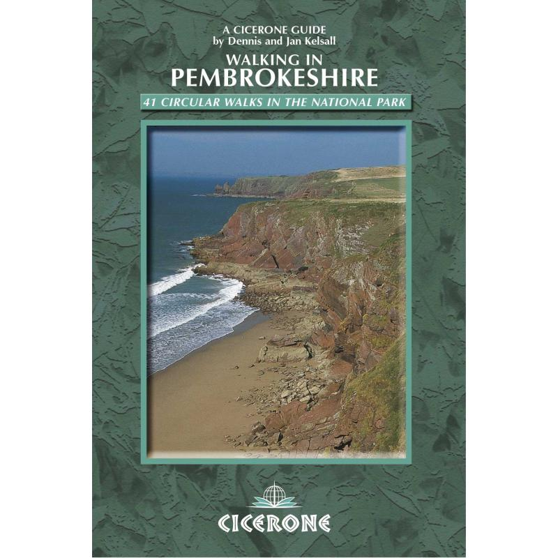 Walking In Pembrokeshire-Maps & Books-One Size-Likeys