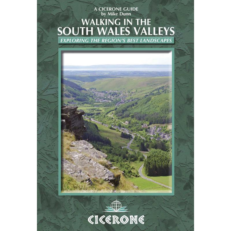 Walking In The South Wales Valleys-Maps & Books-One Size-Likeys