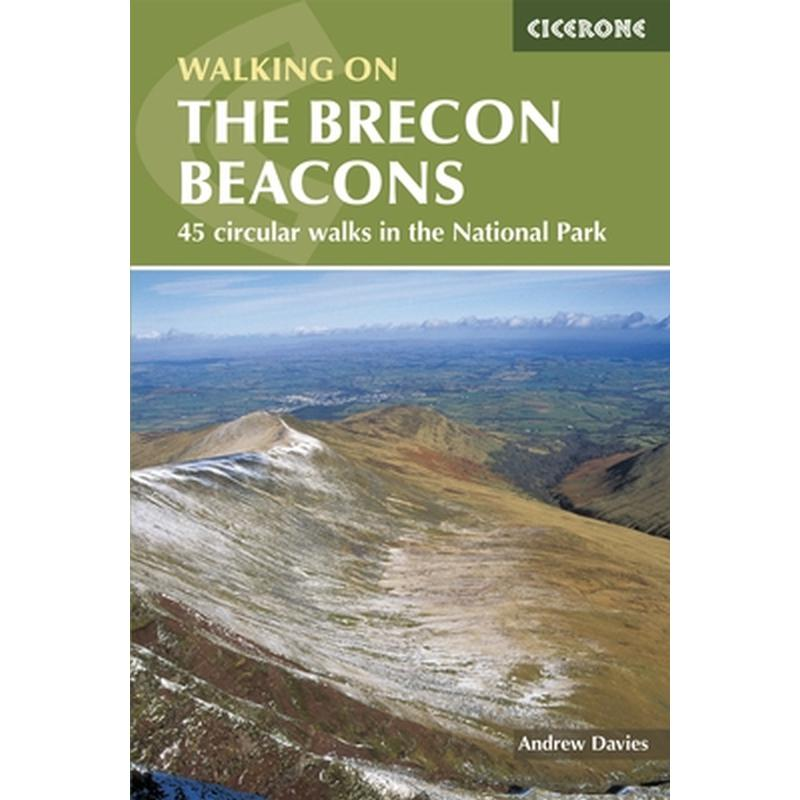 Walking On The Brecon Beacons-Maps & Books-One Size-Likeys